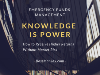 Emergency Funds Management Higher Returns